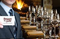 Kulinarischer Businessknigge