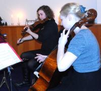 Valentinsabend mit dem Ateneo-Streichquartett